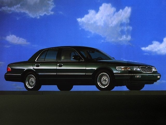 1998 Mercury Grand Marquis LS Sedan