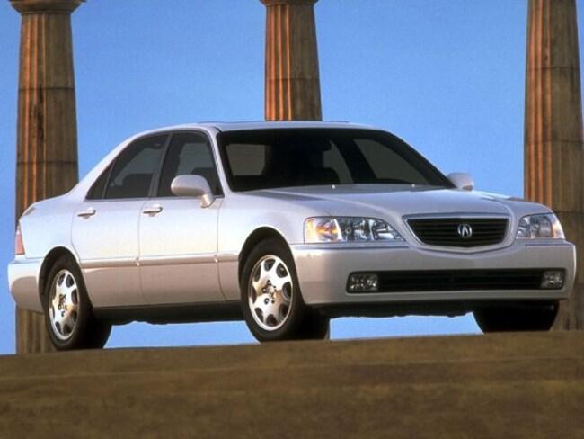Used Acura RL For Sale Ocala FL JHKAXXC - Used acura rl
