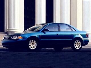 1999 Audi A4 1.8 T Quattro Sedan