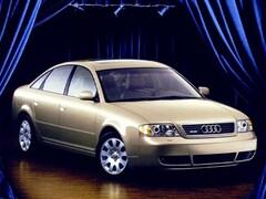 1999 Audi A6 4dr Sdn Quattro AWD Car