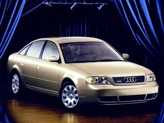 1999 Audi A6 Base Quattro Sedan