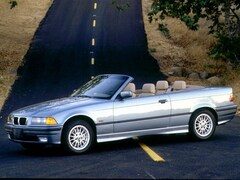 1999 BMW 323iC 323ic Convertible