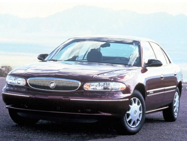 Used 1999 Buick Century Custom Sedan For sale near Maryville TN