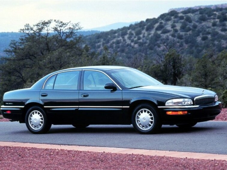 Used 1999 Buick Park Avenue Base Sedan in Savannah, GA