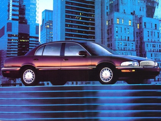 1999 Buick Park Avenue Ultra Sedan