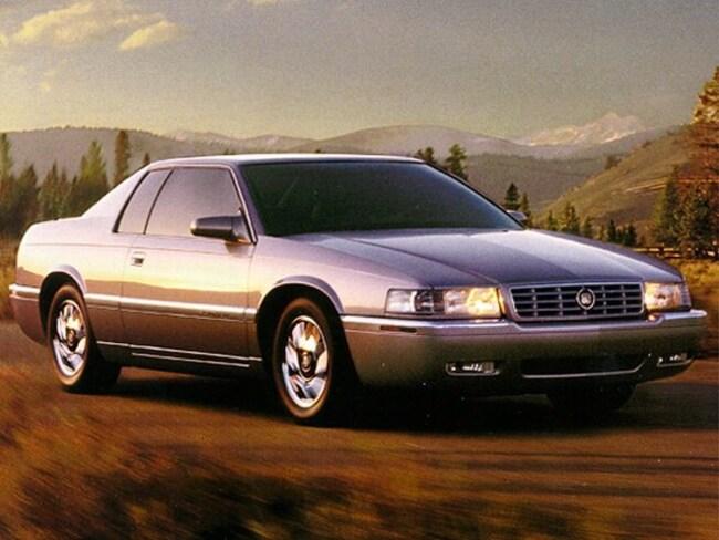 Used 1999 CADILLAC ELDORADO Base Coupe For Sale Hudson, MI
