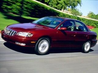 1999 CADILLAC CATERA Base Sedan