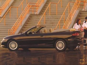 1999 Chevrolet Cavalier Convertible