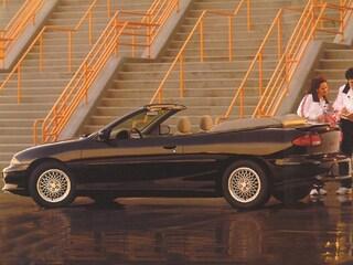 1999 Chevrolet Cavalier Z24 Convertible