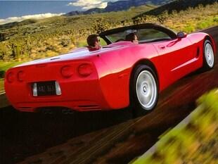1999 Chevrolet Corvette Base Convertible