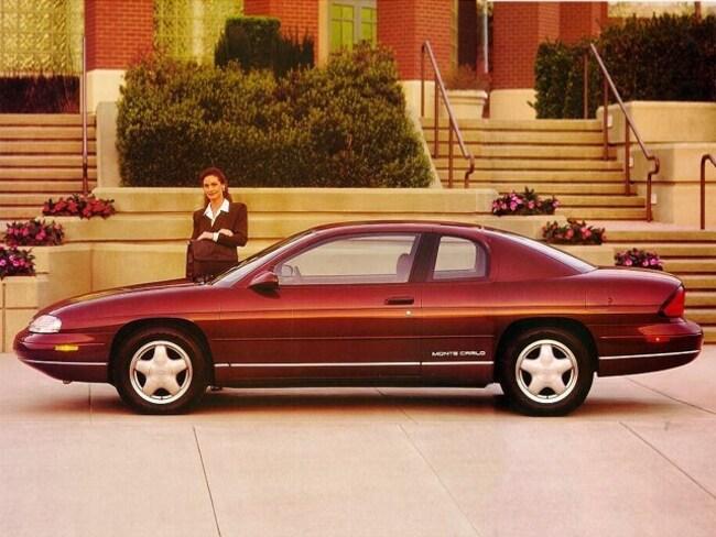 1999 Chevrolet Monte Carlo LS LS  Coupe