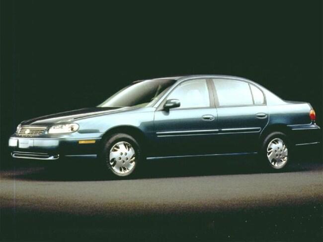 1999 Chevrolet Malibu Base Sedan
