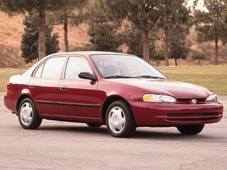 1999 Chevrolet Prizm Base Sedan