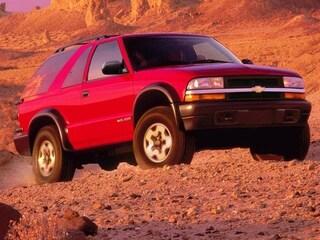 1999 Chevrolet Blazer SUV SUV