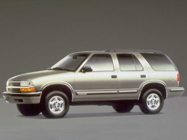 1999 Chevrolet Blazer Trailblazer SUV
