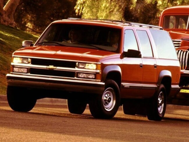 1999 Chevrolet Suburban SUV 4X4