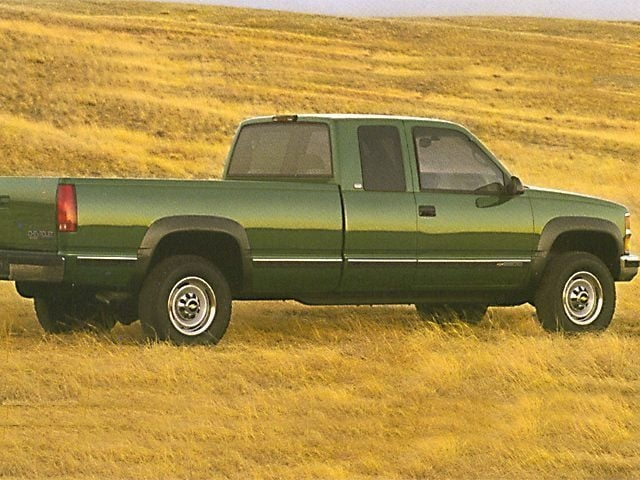 Used 1999 Chevrolet C2500 Truck Extended Cab for sale near Bend, OR