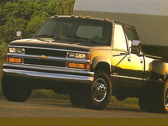 1999 Chevrolet C3500 Truck Crew Cab