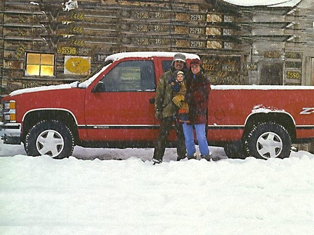 1999 Chevrolet K1500 LS Truck Extended Cab