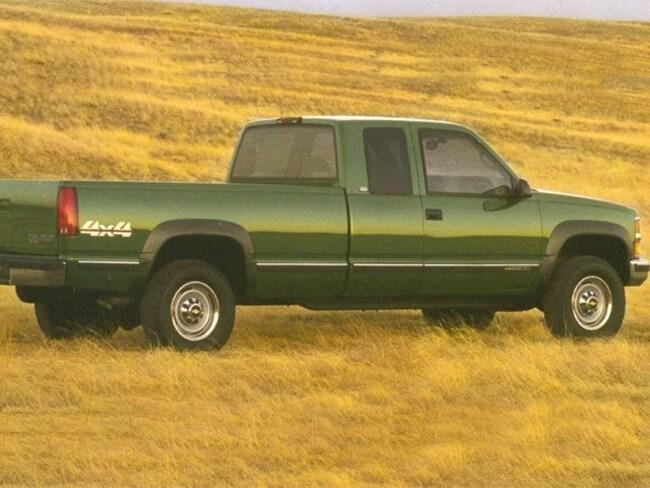 1999 Chevrolet K2500 Truck Extended Cab