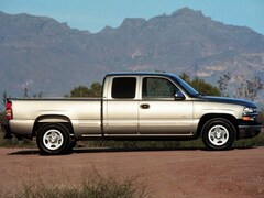 1999 Chevrolet Silverado 1500 LS Ext Cab 143.5 WB Truck Extended Cab