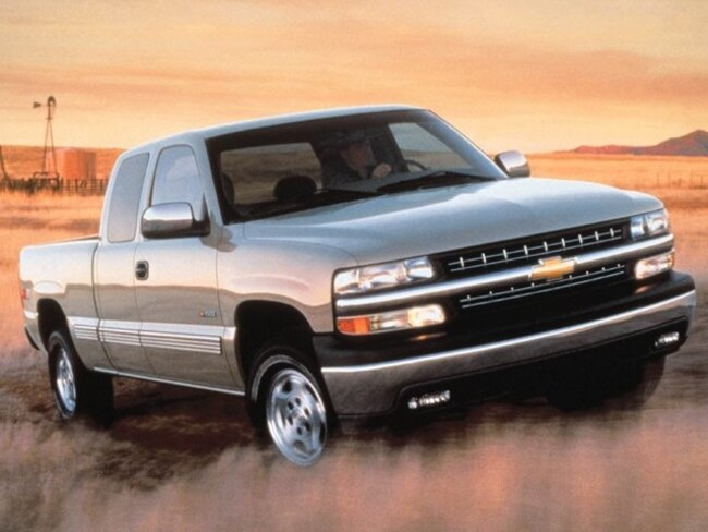 1999 Chevrolet Silverado 1500 LS 4WD 1500 Truck Extended Cab