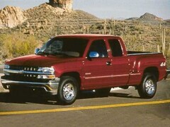 Used 1999 Chevrolet Silverado 2500 LT Truck Extended Cab Anchorage, AK