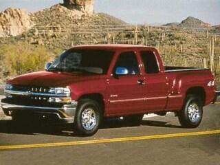 1999 Chevrolet Silverado 2500 LT Truck Extended Cab