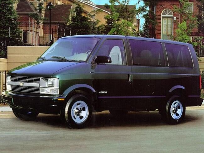 1999 Chevrolet Astro Van Passenger Van