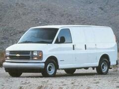 1999 Chevrolet Express Cargo Van 3500 155 WB 1GCHG39R5X1146724