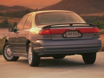 1999 Ford Contour SE Sedan