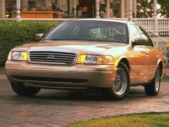 1999 Ford Crown Victoria Base Sedan