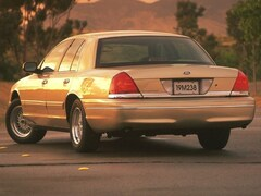 Used 1999 Ford Crown Victoria LX Sedan under $10,000 for Sale in Corydon, IN