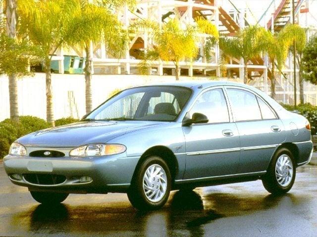 1999 Ford Escort LX Sedan