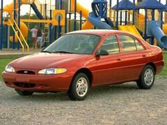 1999 Ford Escort SE Sedan