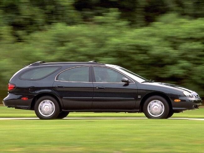 1999 Ford Taurus SE Wagon