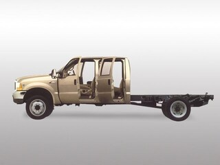 1999 Ford F-350 Chassis XL Truck Super Cab