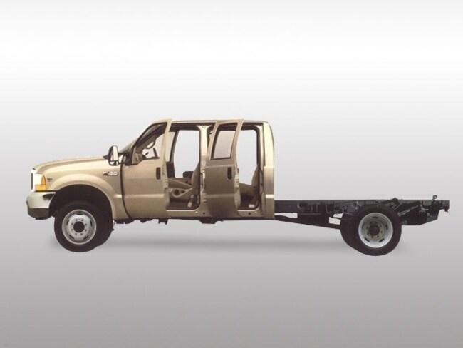 1999 Ford Super Duty F-350 DRW XL SuperCab 162 WB XL 4WD