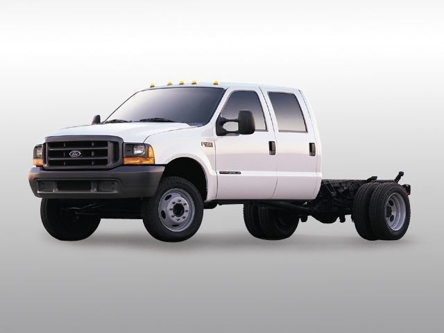 1999 Ford F-450 Chassis Truck Regular Cab For Sale in Manteca, CA