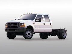 1999 Ford F-450SD XL Cab/Chassis