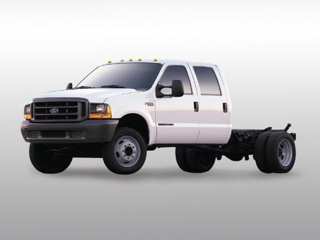 1999 Ford F-450 Chassis Cab Chassis Truck