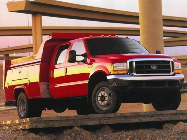 Used 1999 Ford F-550 Chassis XL Dump Truck w/Tool Box Truck Regular Cab For Sale Old Bridge New Jersey