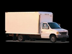 1999 Ford Econoline 350 Cutaway Commercial Chassis Truck