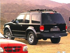 1999 Ford Explorer Sport 4wd 102 WB Sport 4WD