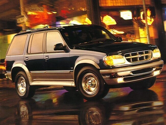 1999 Ford Explorer XL SUV