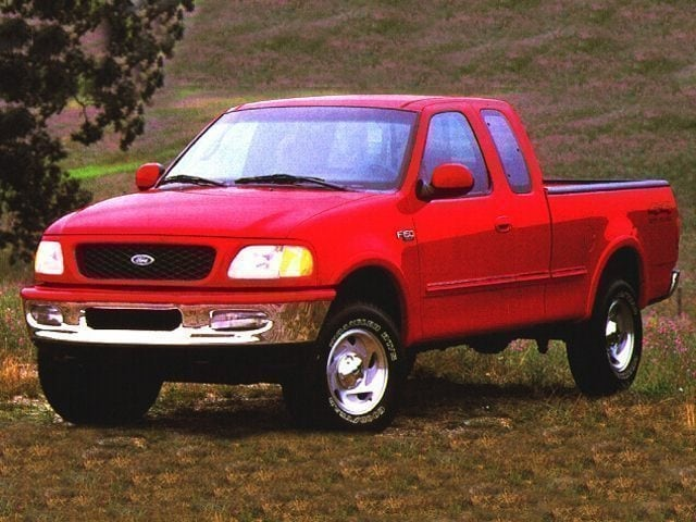 1999 Ford F-150 Super Cab Pickup 4X4