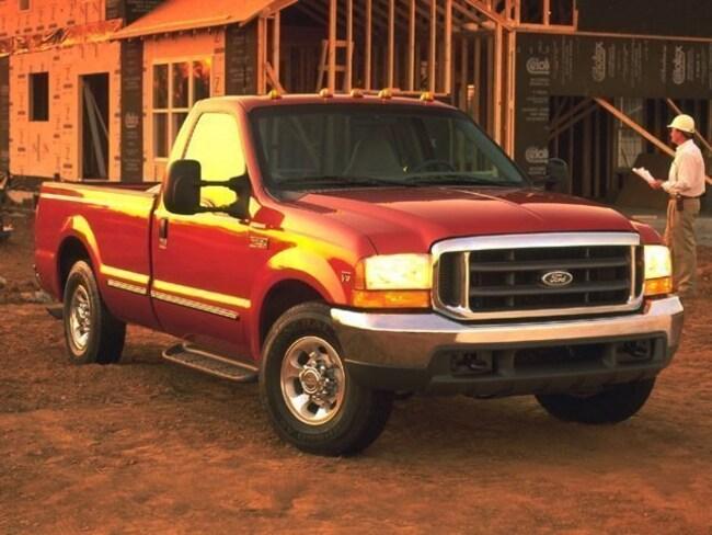 1999 Ford F-250 Truck