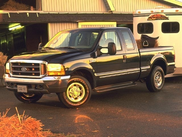 Used 1999 Ford Super Duty F-250 Supercab 158 XLT 4WD Extended Cab Pickup Grants Pass, OR