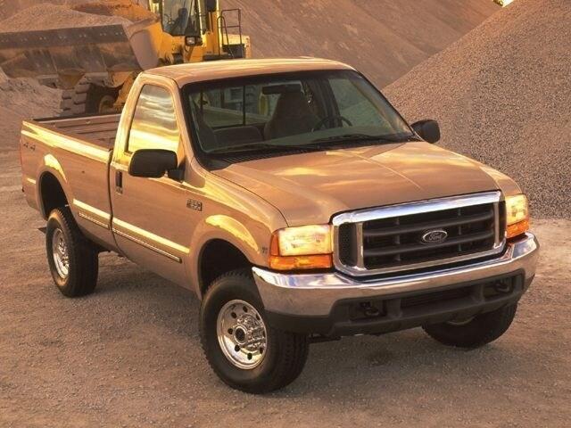 1999 Ford F-350 Truck