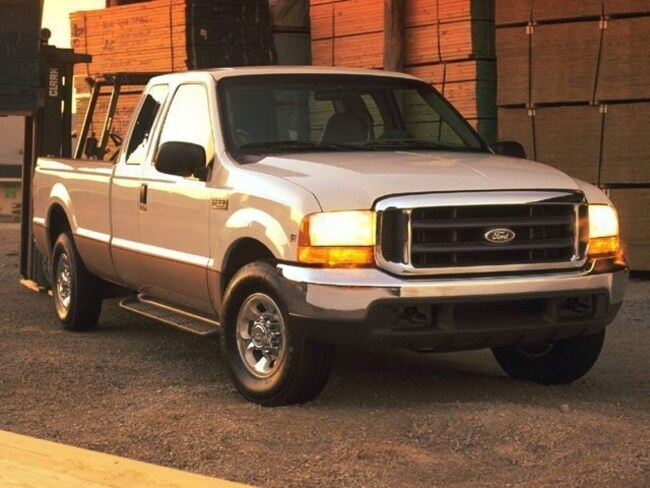 1999 Ford F-350 Lariat Super Duty Extended Cab